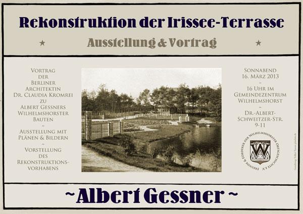 Plakat zu Gessner